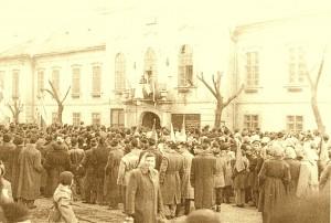 Saujhely Varoshaza 1956_sepia